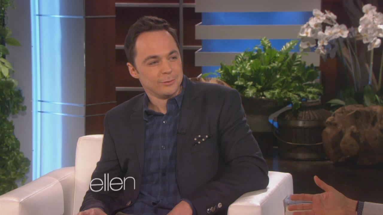What Does Rihanna Smell Like? 'Heaven,' Says Jim Parsons ...