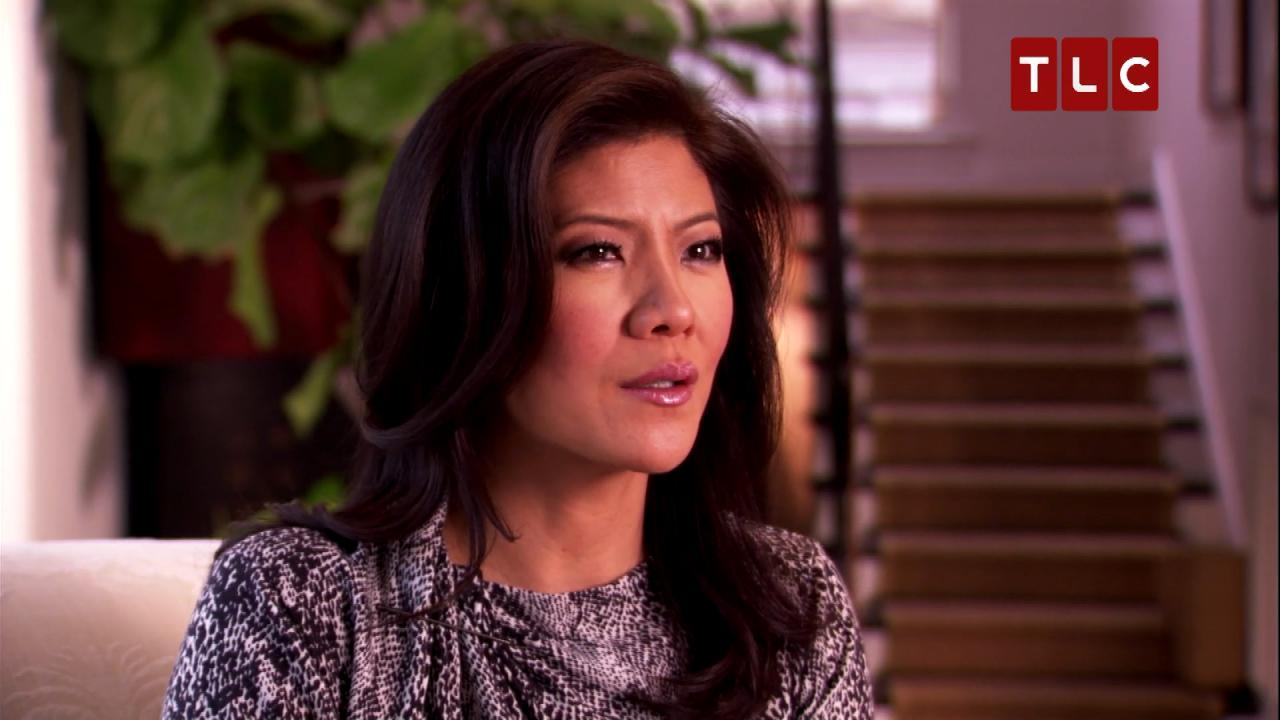 Exclusive Julie Chen Gets Emotional Reading Her