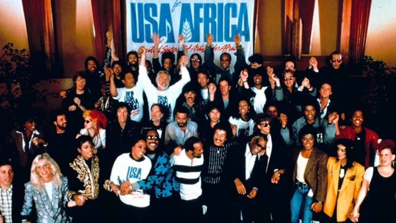 Pop Culture History Lesson: 'We Are the World' Turns 30 ...