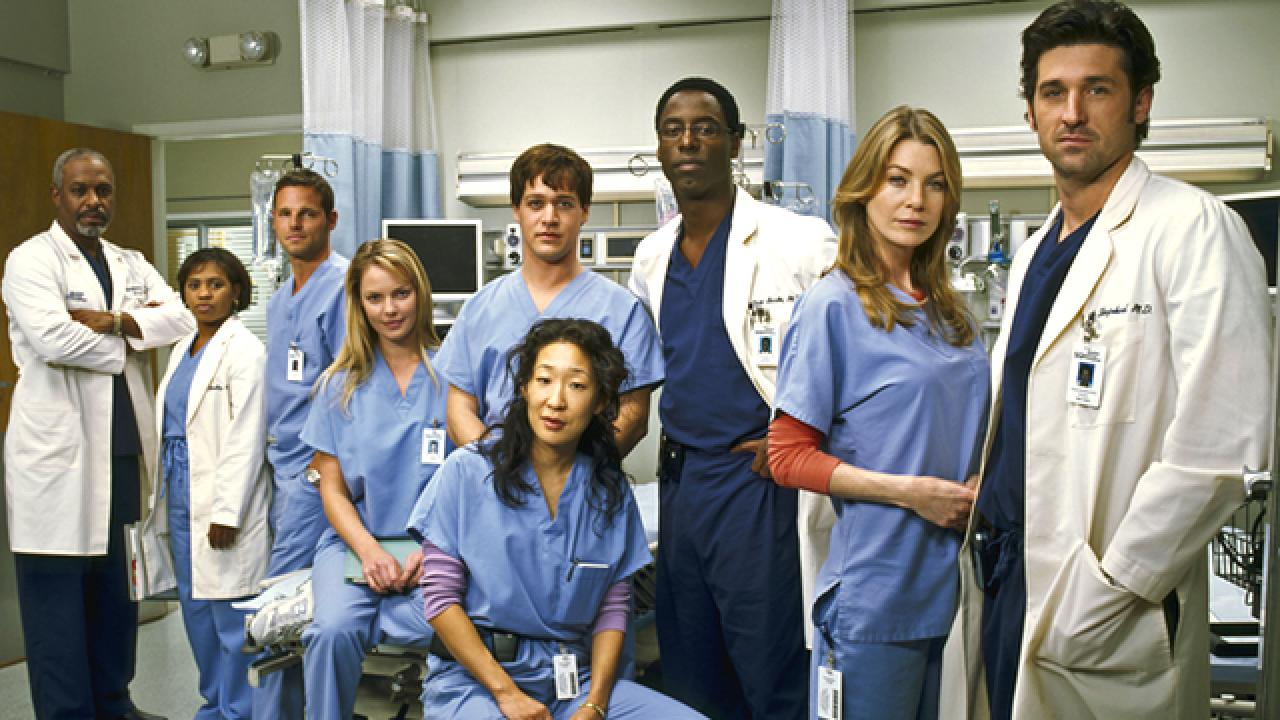 Abc shows greys anatomy