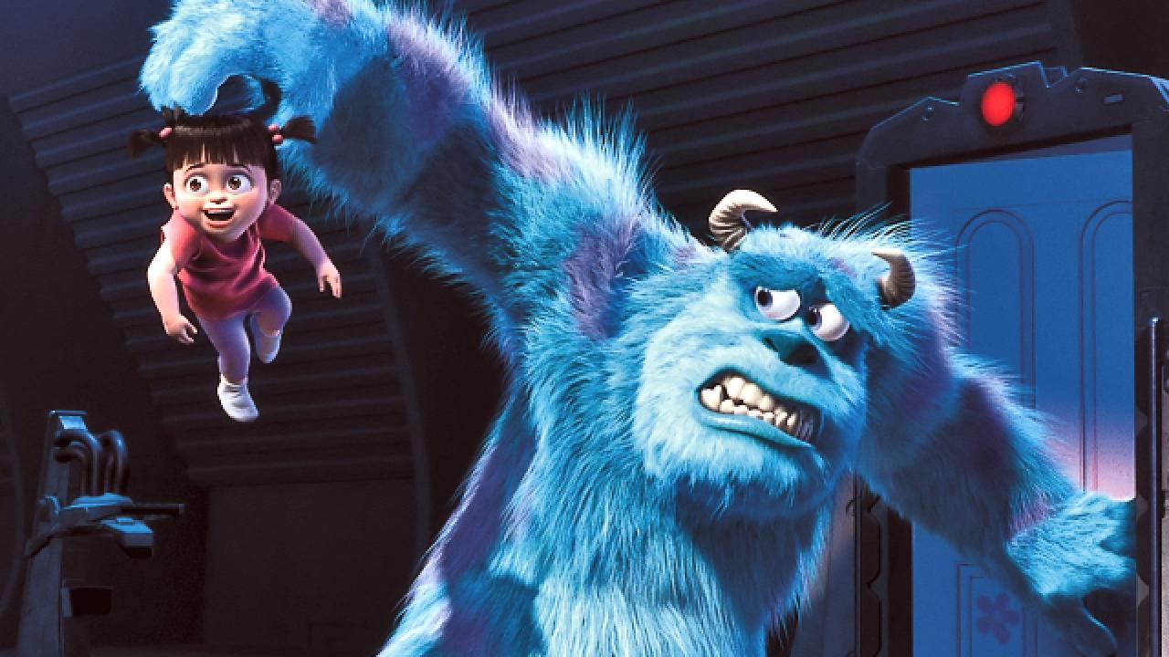 This Is What Boo From Monsters Inc Looks Like Now Entertainment Tonight
