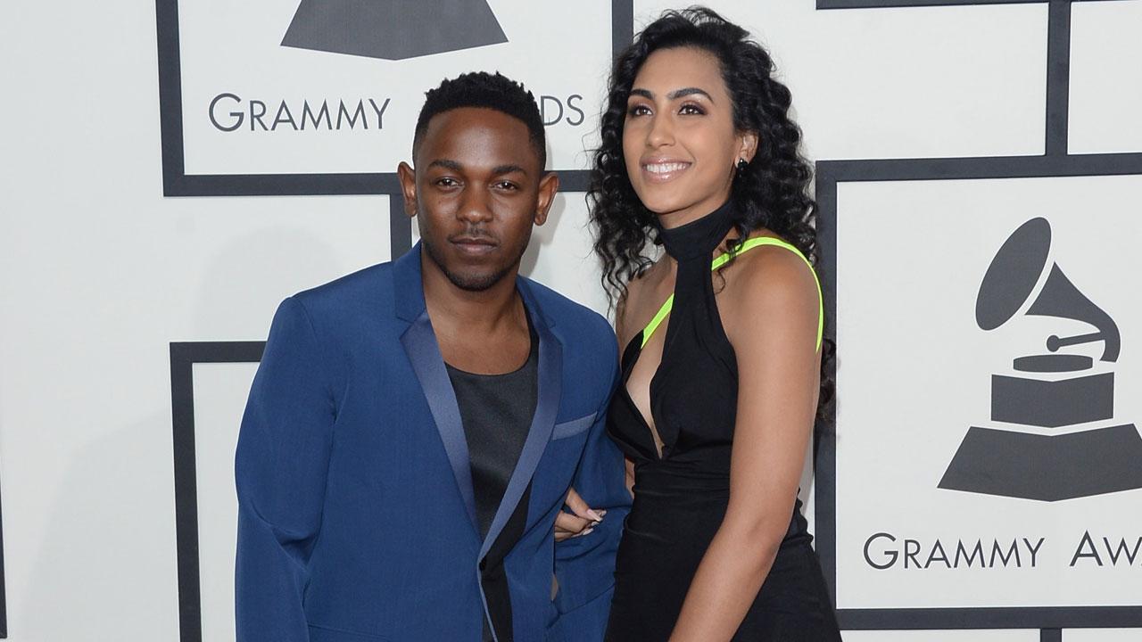 Kendrick lamar engaged to high school sweetheart 39 i 39 m - Kendrick lamar swimming pools torrent ...