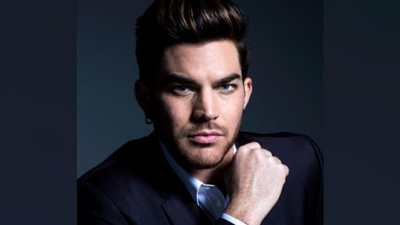 EXCLUSIVE: Adam Lambert to Rock Logo's Trailblazer Honors ...