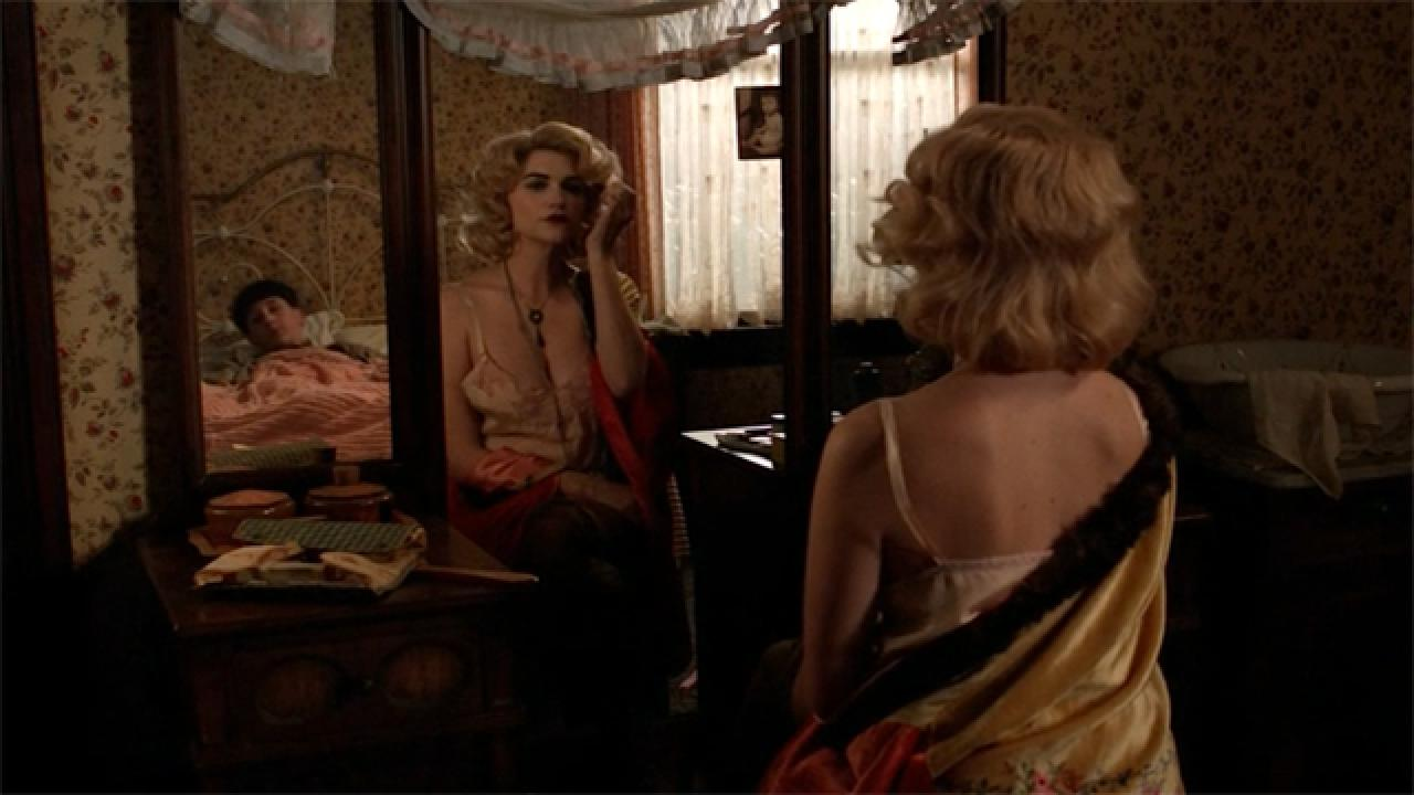 naked women from mad men