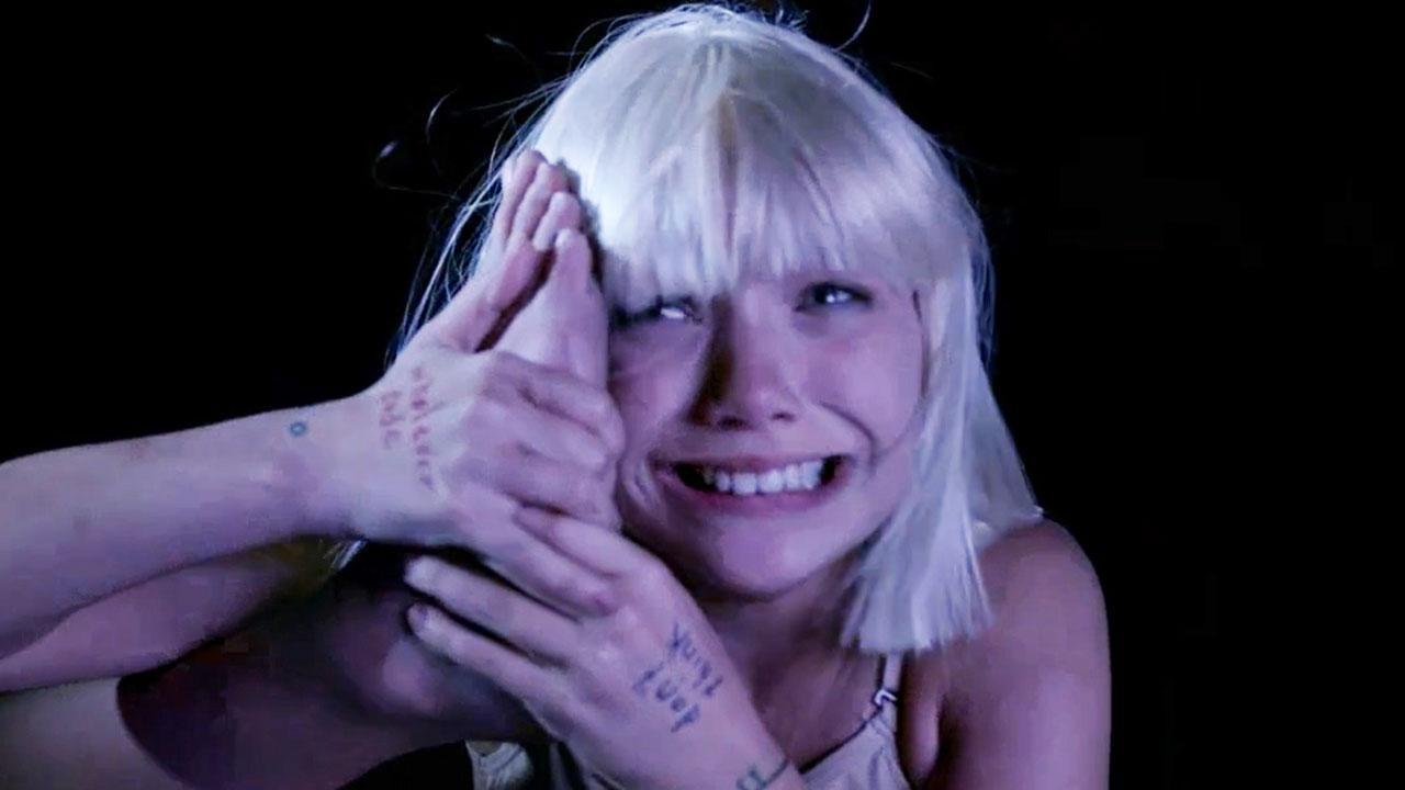 Maddie Ziegler Showcases Her Dance Hands In Sias New Big Girls Cry