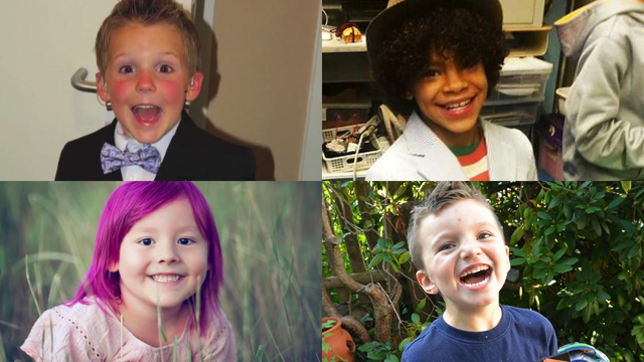 9 Inspirational Stories of Transgender Kids & Their Supportive Parents