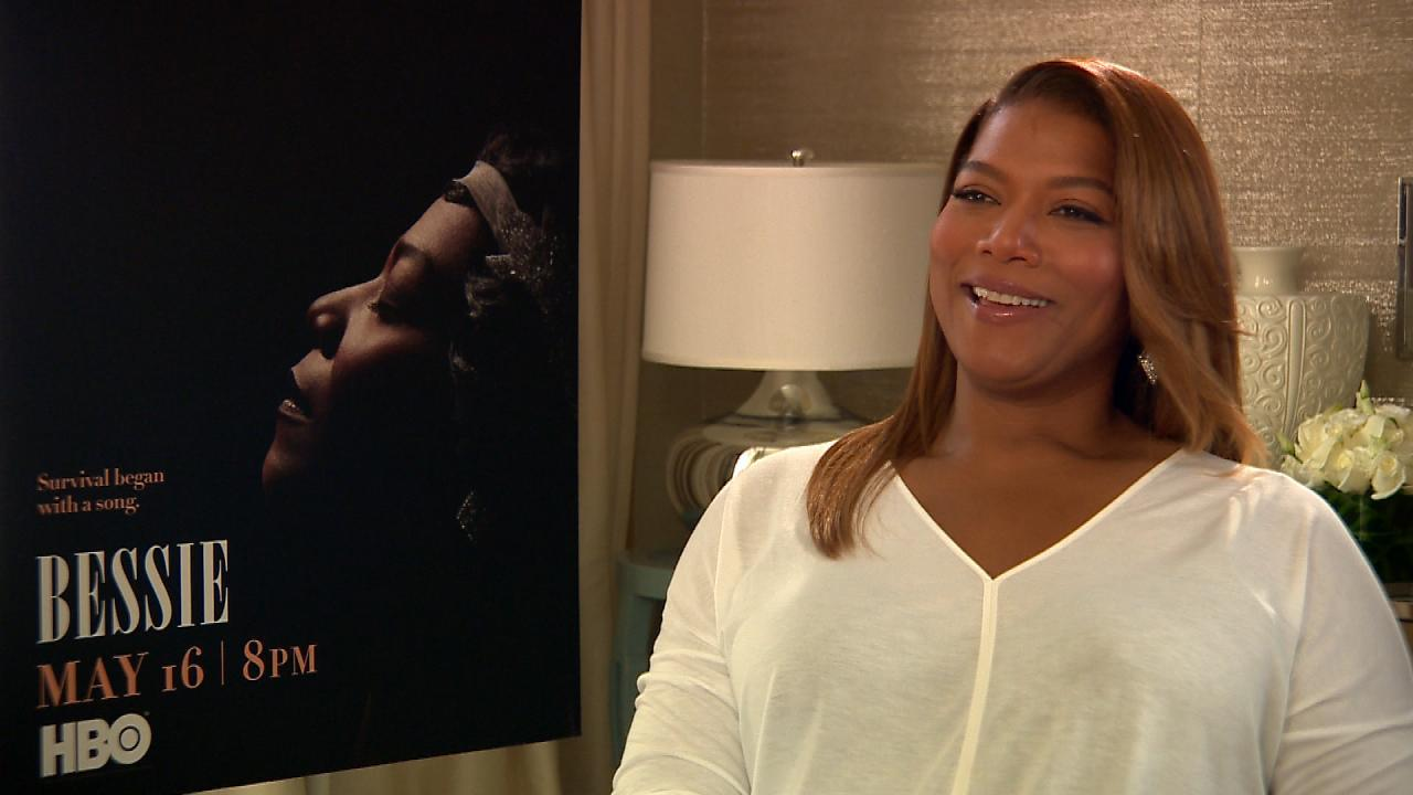Share your naked pictures of queen latifah was