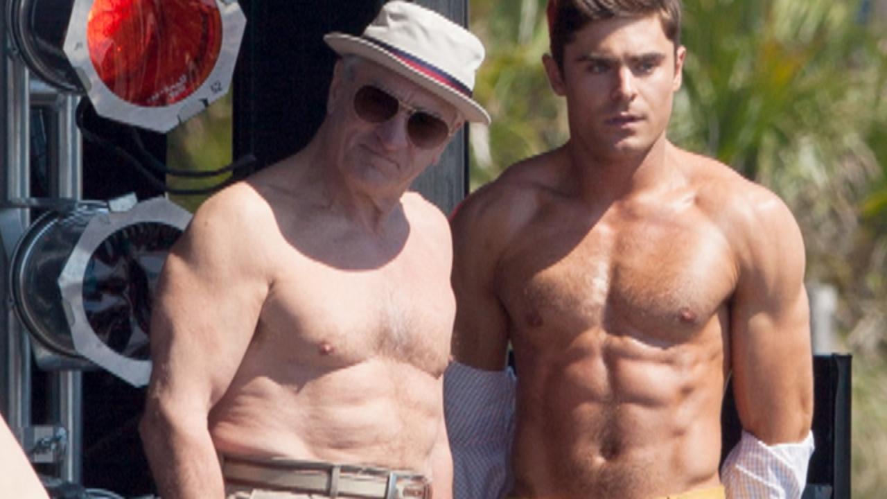 Tits Robert Deneiro Naked Pics