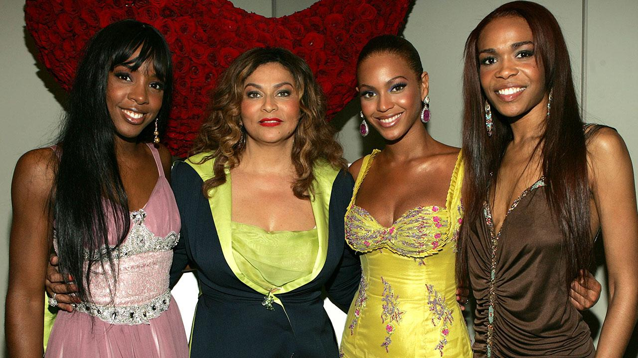 Tina Knowles Pens Emotional Letter To Beyonce Solange
