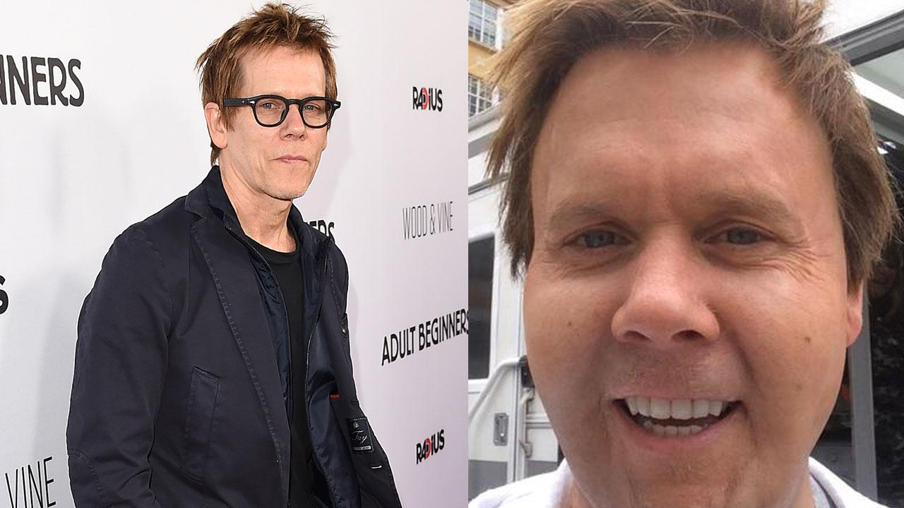 Kevin Bacon S Bloated Face Is Unrecognizable See The