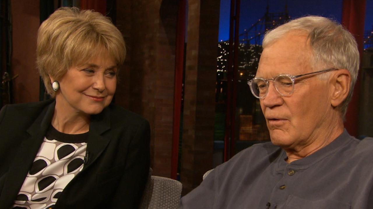 David Letterman Talks ... Taylor Swift Age 15