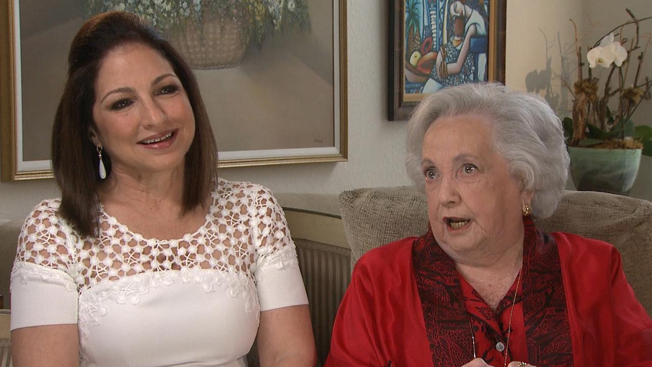 Gloria Estefan's Mother Dies at 88, Singer Mourns: 'I Will ... Gloria Estefan Family 2013