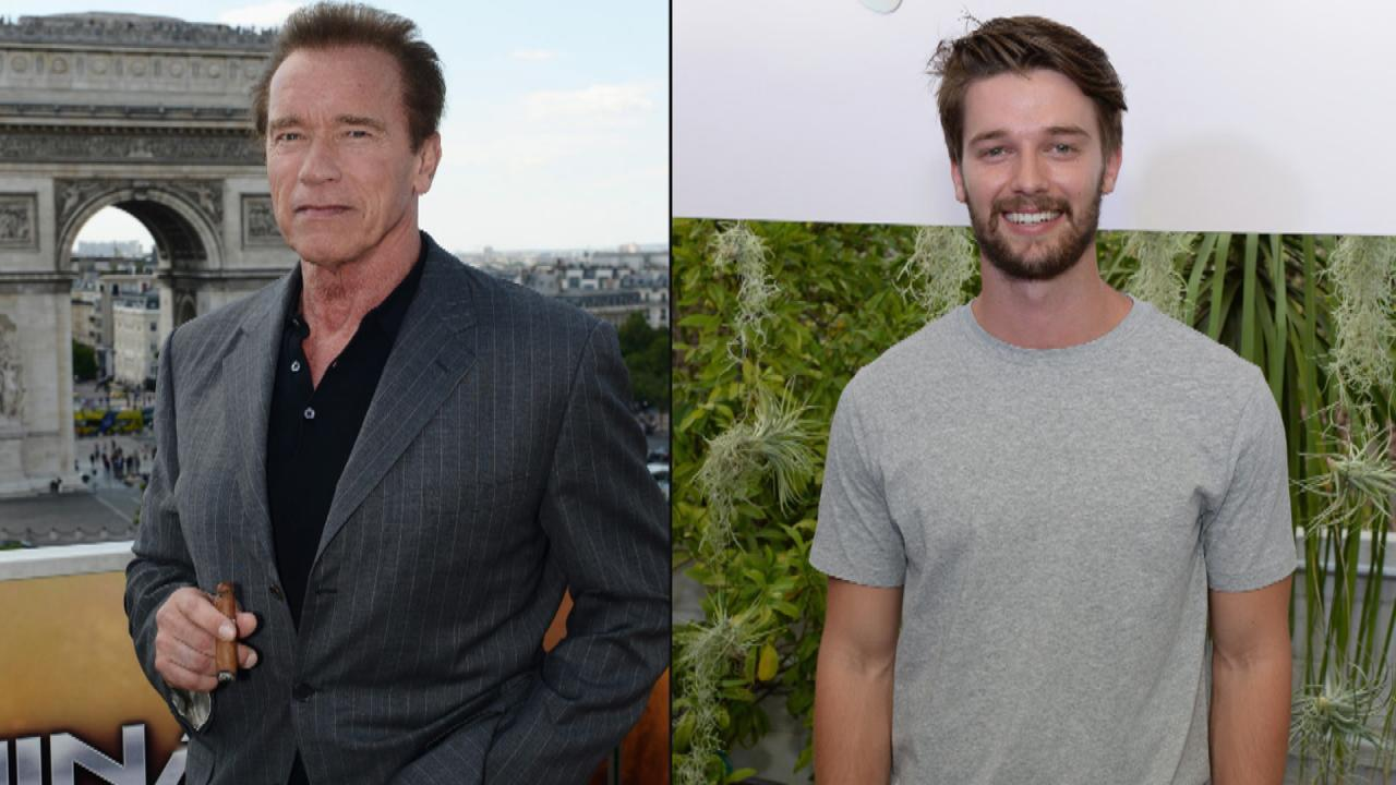 Arnold Schwarzenegger's Hollywood Advice to Son Patrick Is ...