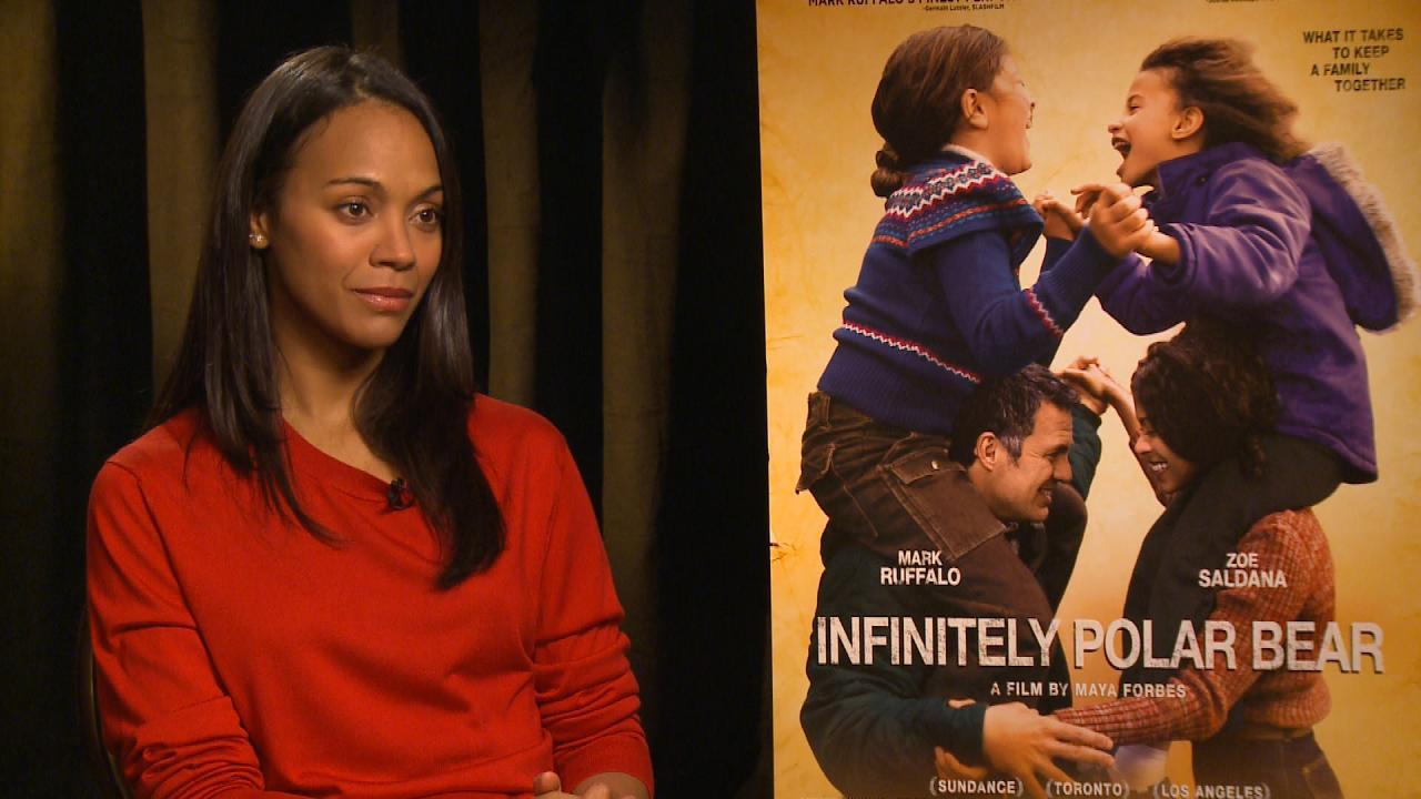 The Lesson Zoe Saldana Hopes Her Twins Learn By Her ...