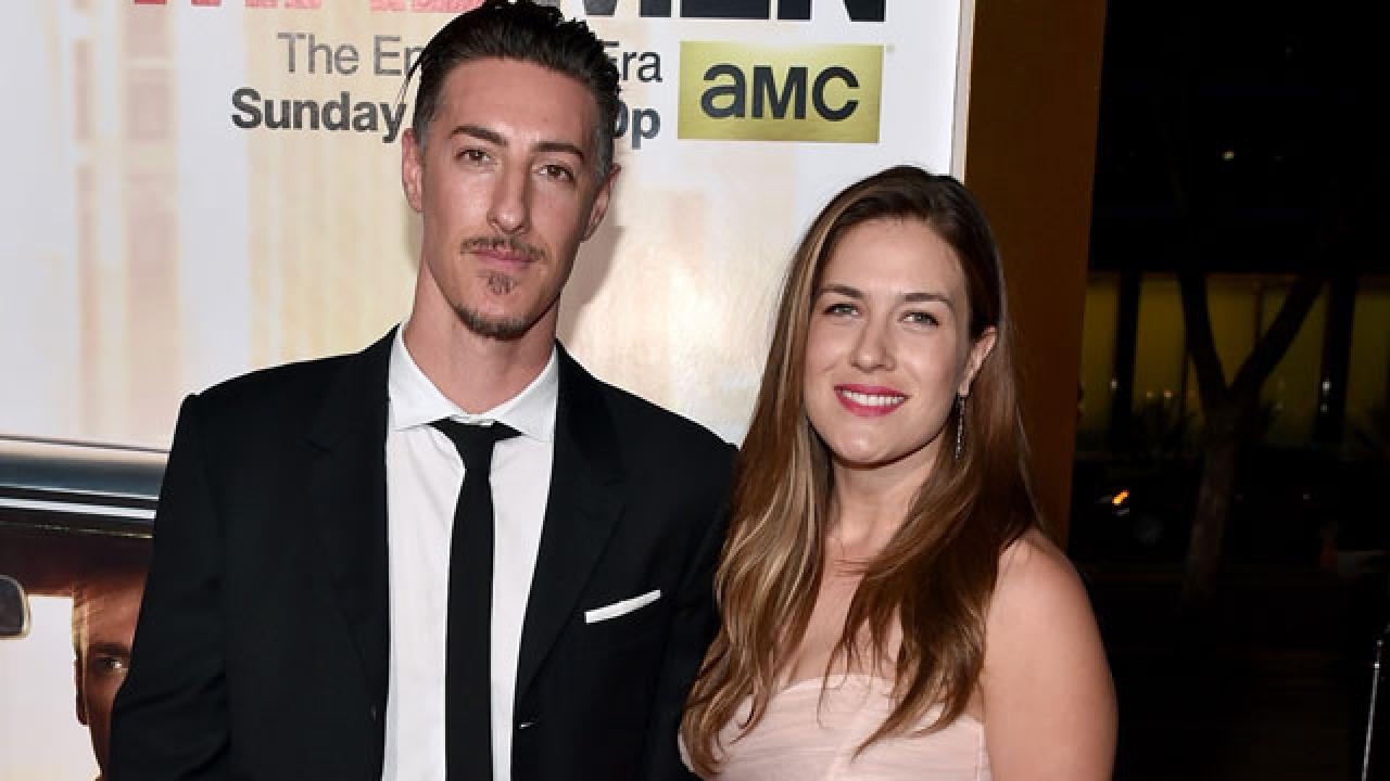 Actor Eric Balfour Marries Longtime Girlfriend in Small, Beautiful ...
