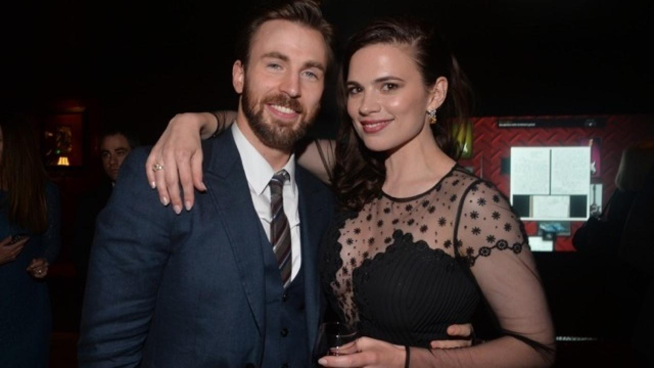 Agent Carter Drops The Mic With Help From Chris Evans