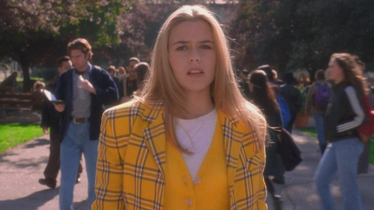 clueless by amy heckerling essay Clueless is a 1995 american coming-of-age romantic comedy film written and directed by amy heckerling it stars alicia silverstone , stacey dash , paul rudd and brittany murphy , and was produced by scott rudin and robert lawrence.