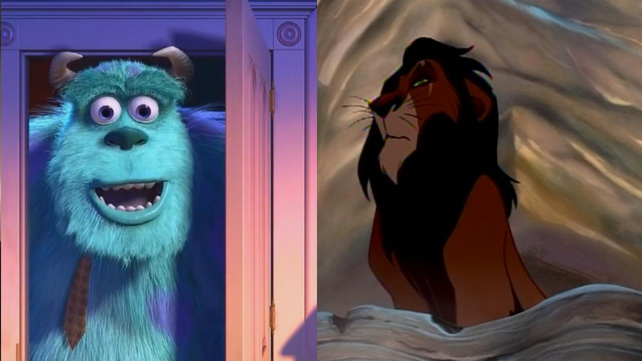 18 moments from disney and pixar movies that will make you
