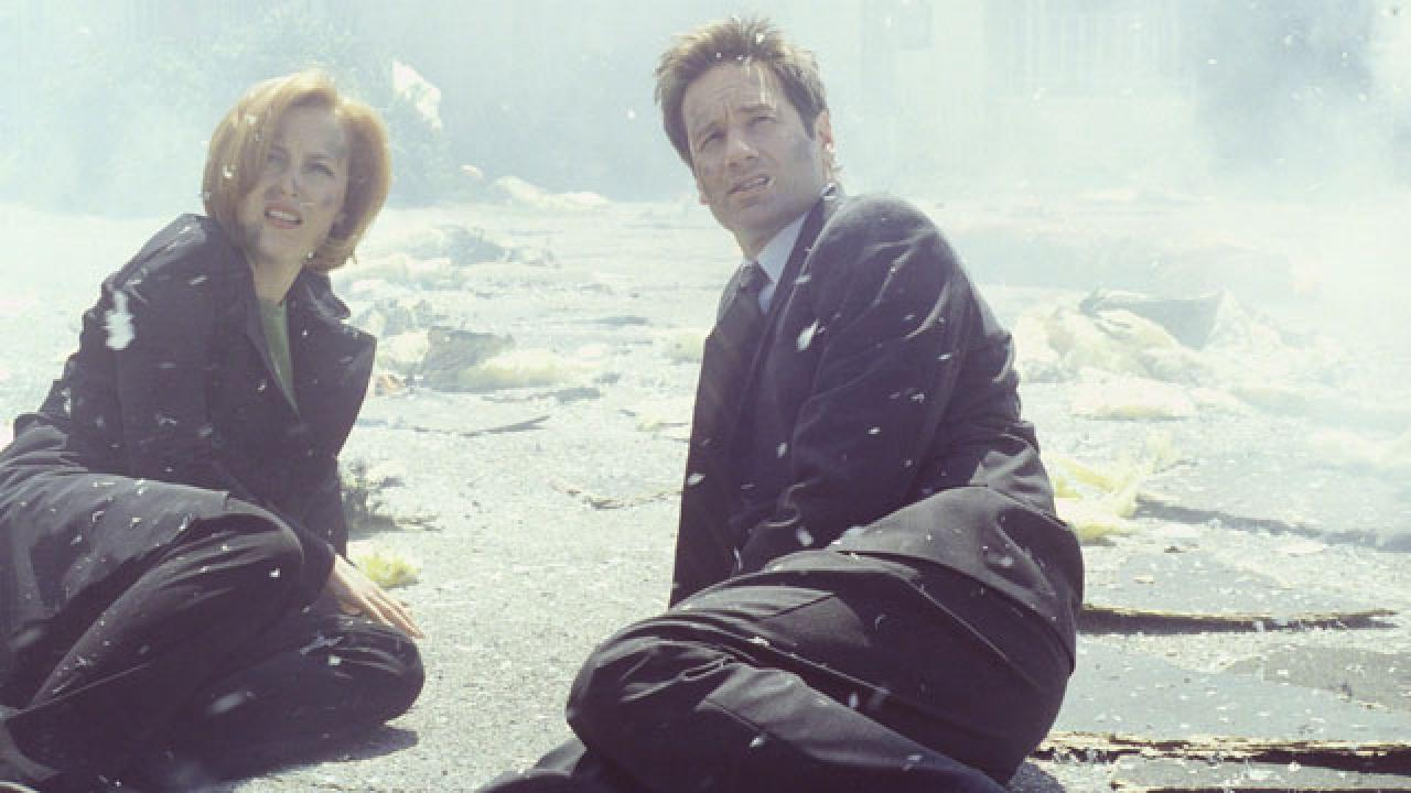 mulder and scully relationship stories for kids