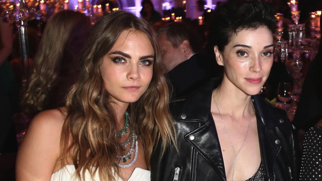 miley cyrus cara delevingne dating annie