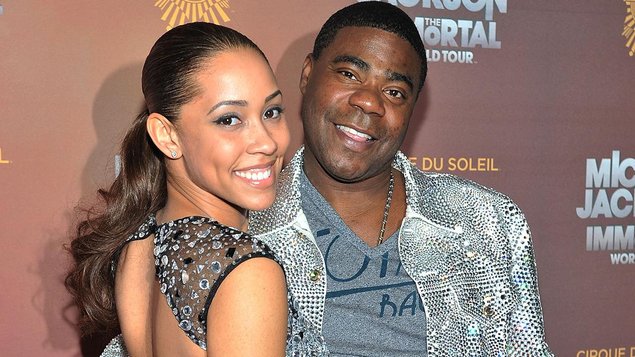 tracy morgan marries megan wollover in intimate ceremony. Black Bedroom Furniture Sets. Home Design Ideas