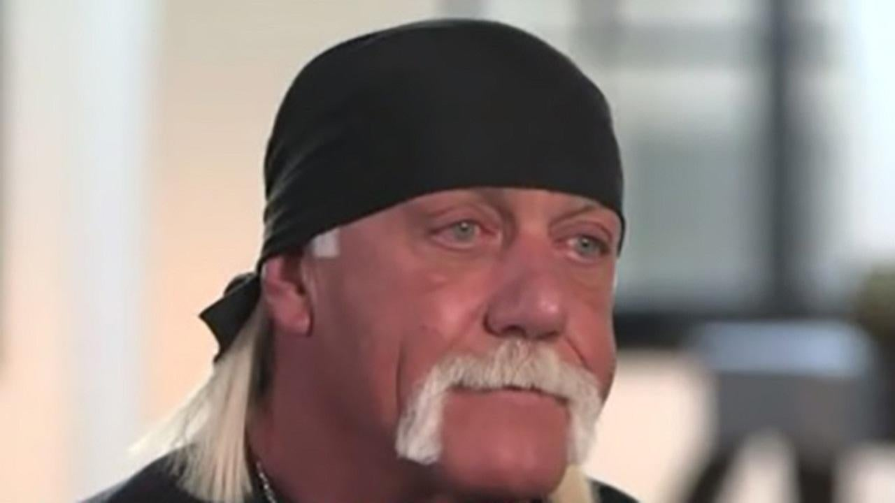 Hulk Hogan Cries Over Racial Slurs: 'Please Forgive Me, I'm a Nice Guy' |  Entertainment Tonight