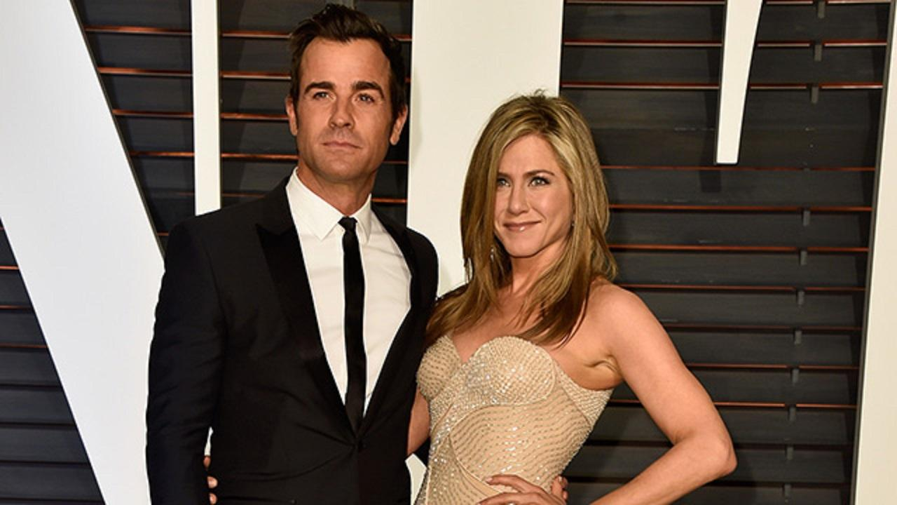 Jennifer Aniston And Justin Theroux Married In Surprise