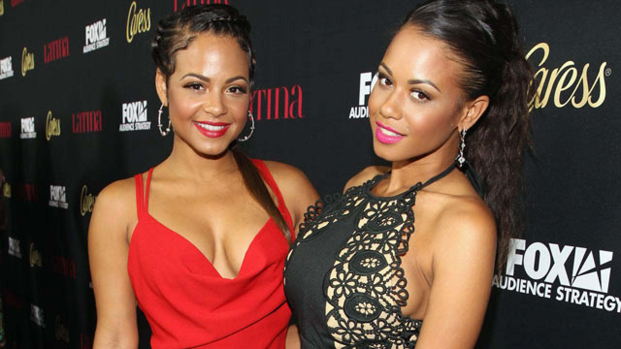 Christina Milian's Sister Danielle Loses Her Baby Just ...