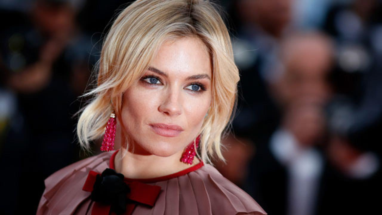 Sienna Miller Debuts Ginger Hair Opens Up About Being A