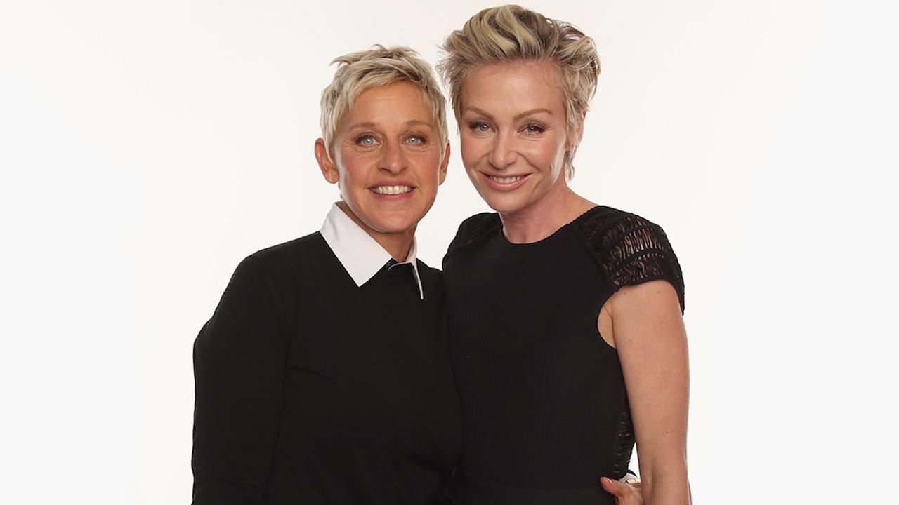 Ellen DeGeneres Slams Portia De Rossi Breakup Rumors: 'We