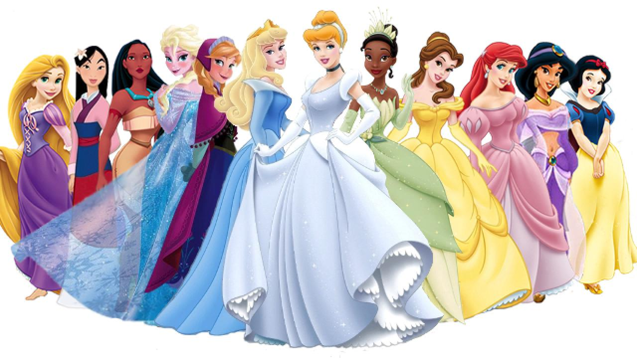 Here 39 s who each disney princess should have actually ended - Princesse de walt disney ...