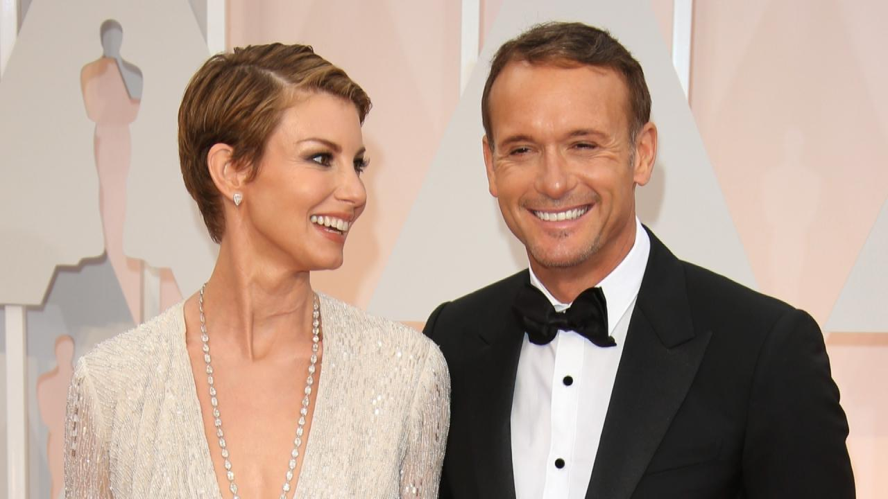 Tim McGraw Celebrates 19 Years Of Marriage To Faith Hill