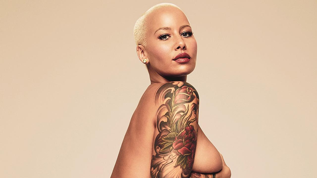 Amber Rose Poses Naked for GQ, Then Slams the Mag: Why