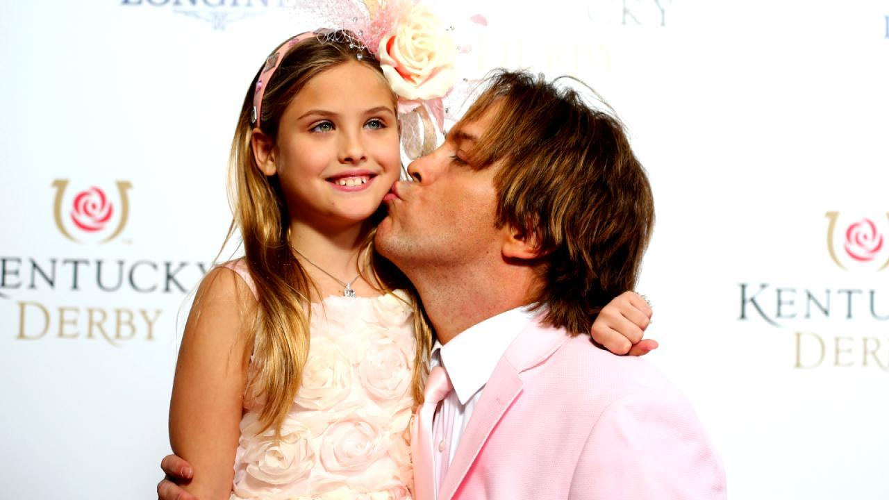 Anna Nicole Smith Daughter And Son EXCLUSIVE: Larry...