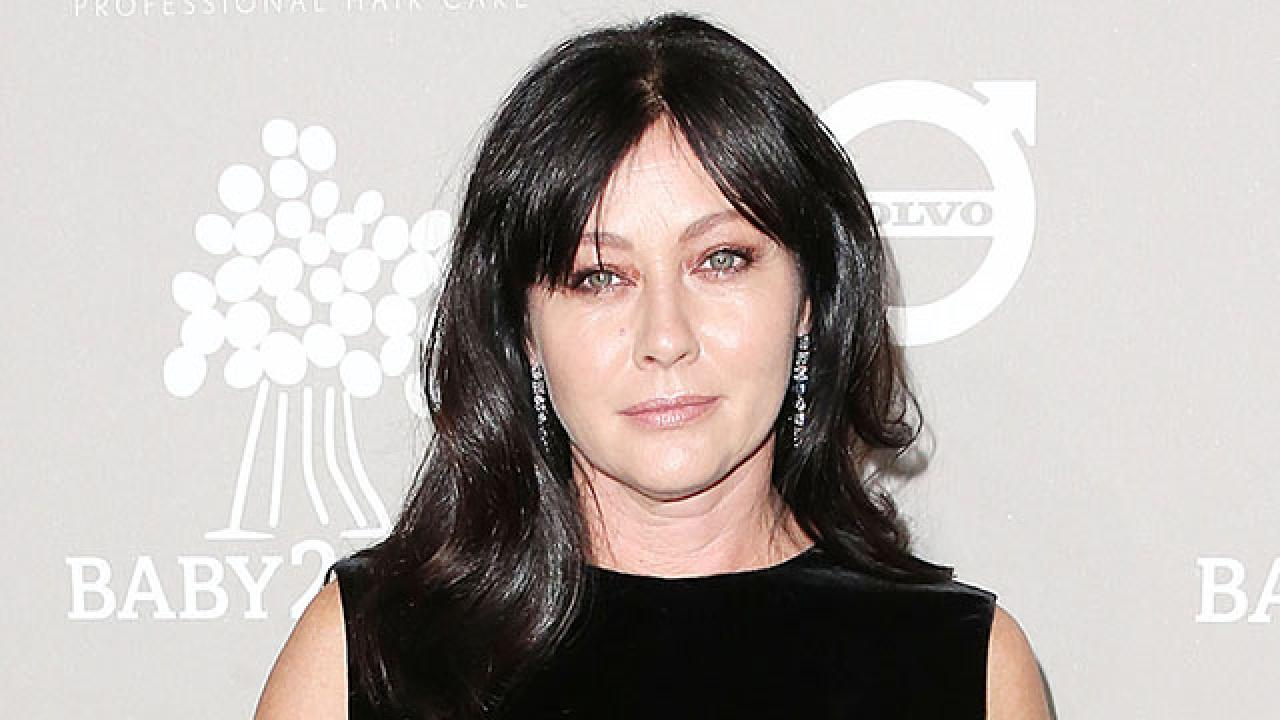 Shannen Doherty Makes First Red Carpet Appearance Since