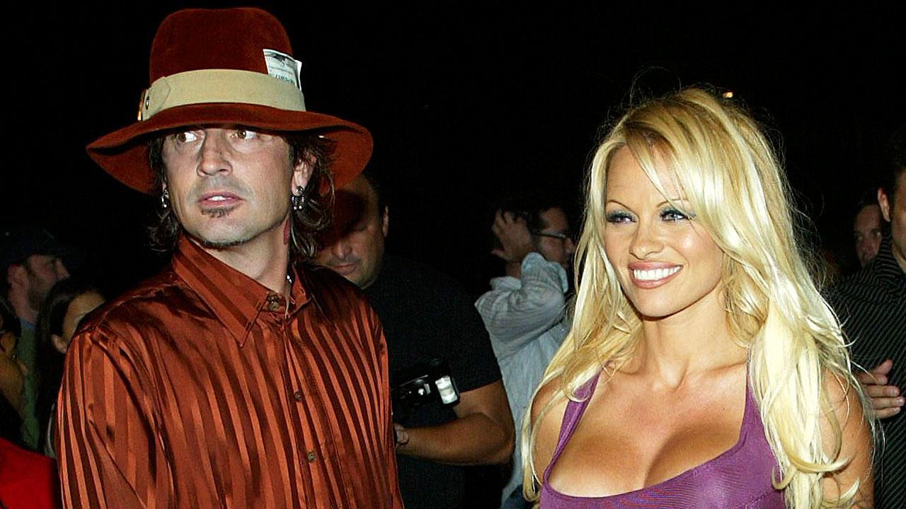 Pamela anderson and tommie lee video