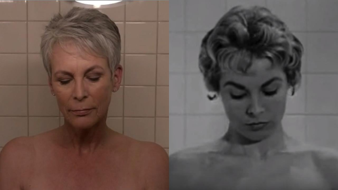 Jamie Lee Curtis Perfectly Recreated Her Mom S Infamous