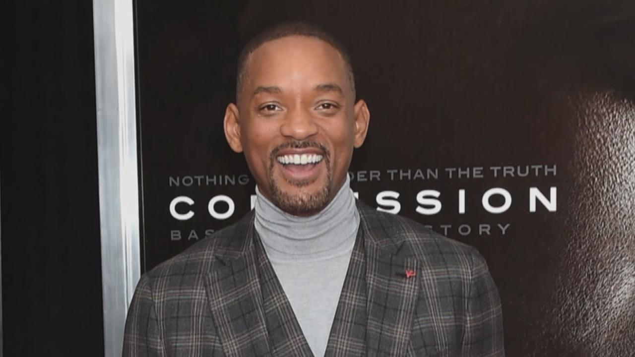 Will Smith Is Loving T...