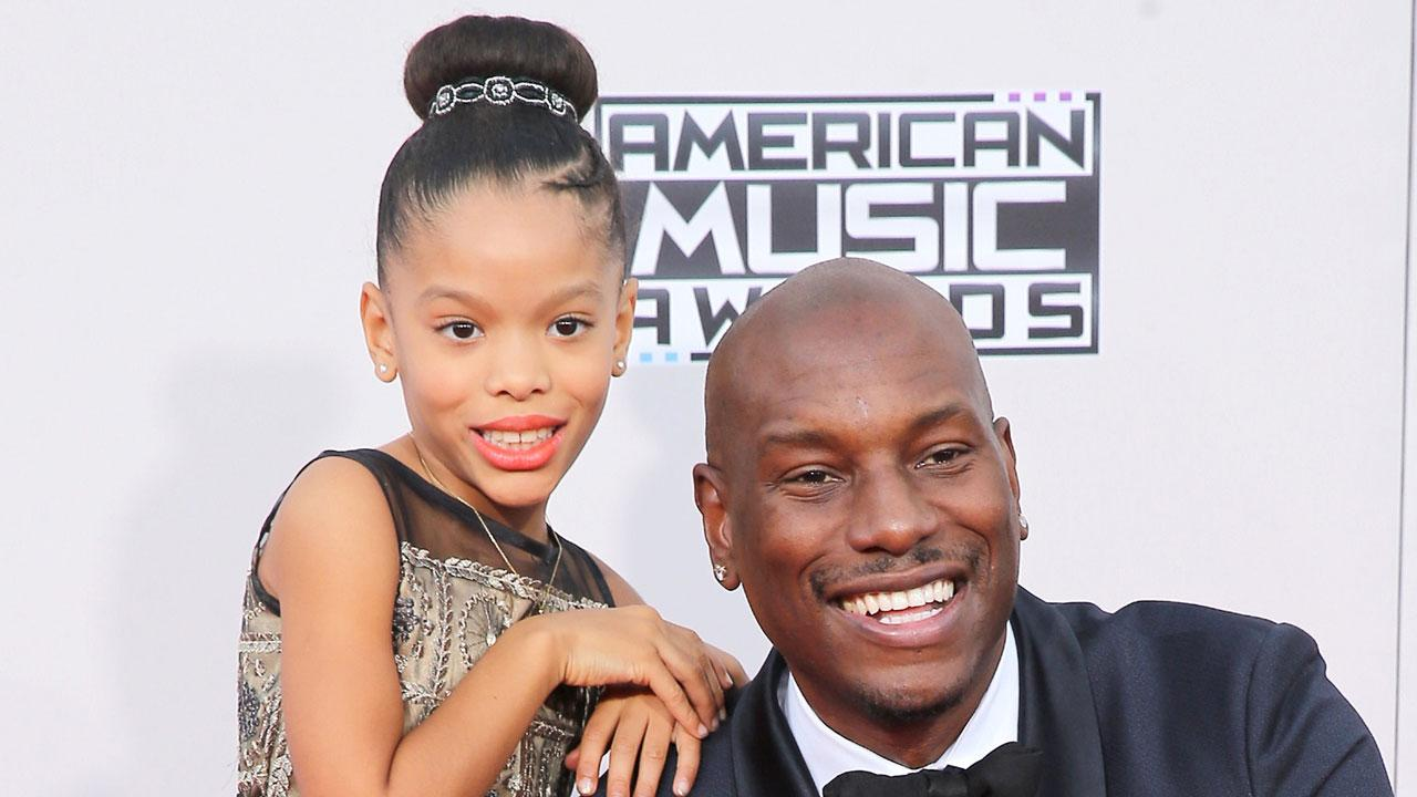 Tyrese Buys His 8 Year Old Daughter An Island For