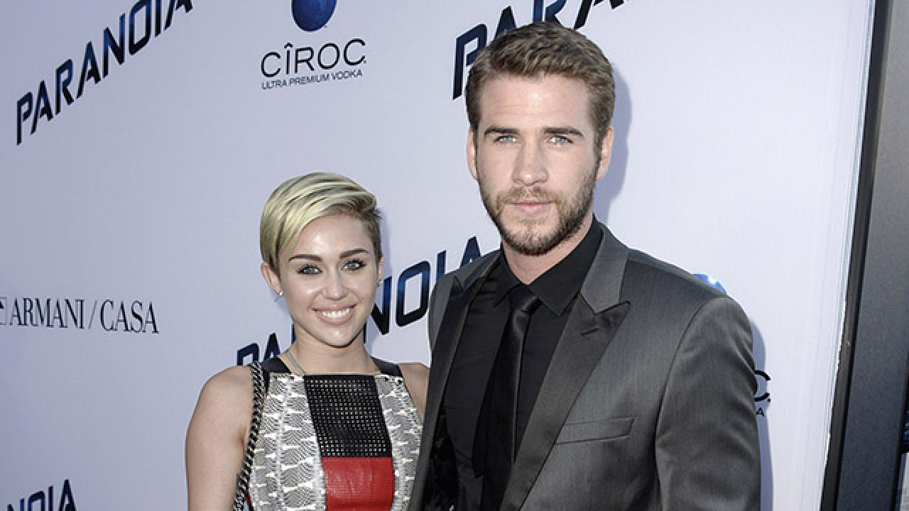 liam and miley relationship timeline template