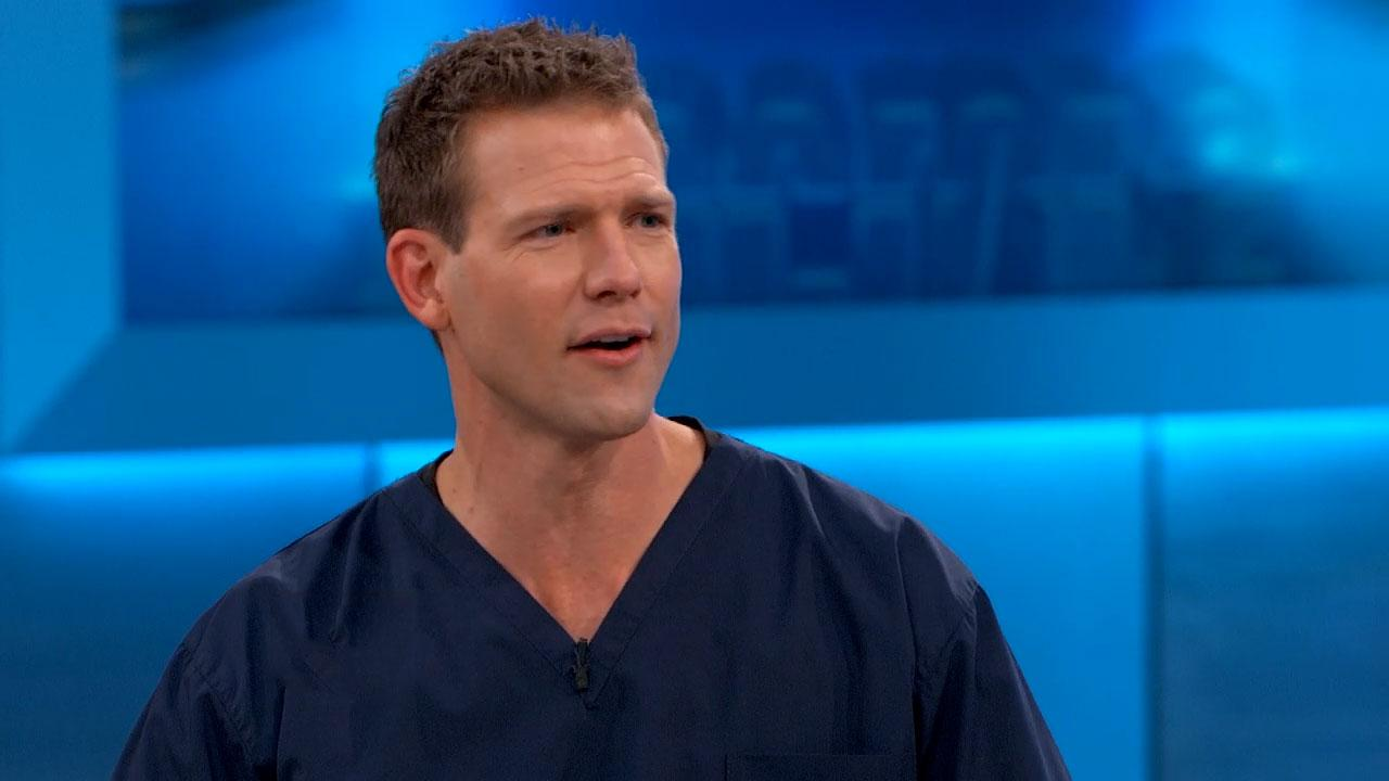 who is dr travis from the doctors dating