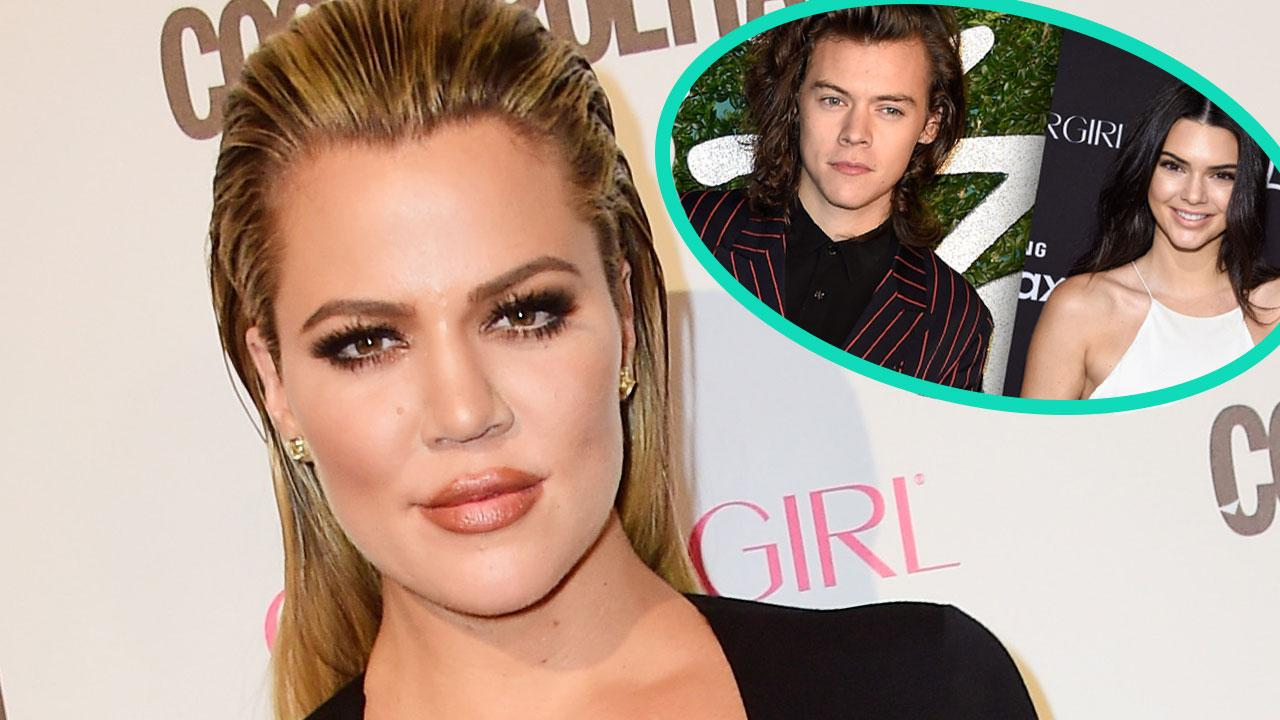 is harry styles dating a kardashian Best fandom more celebrity news khloe kardashian confirms sister kendall jenner and harry styles are dating, but are.
