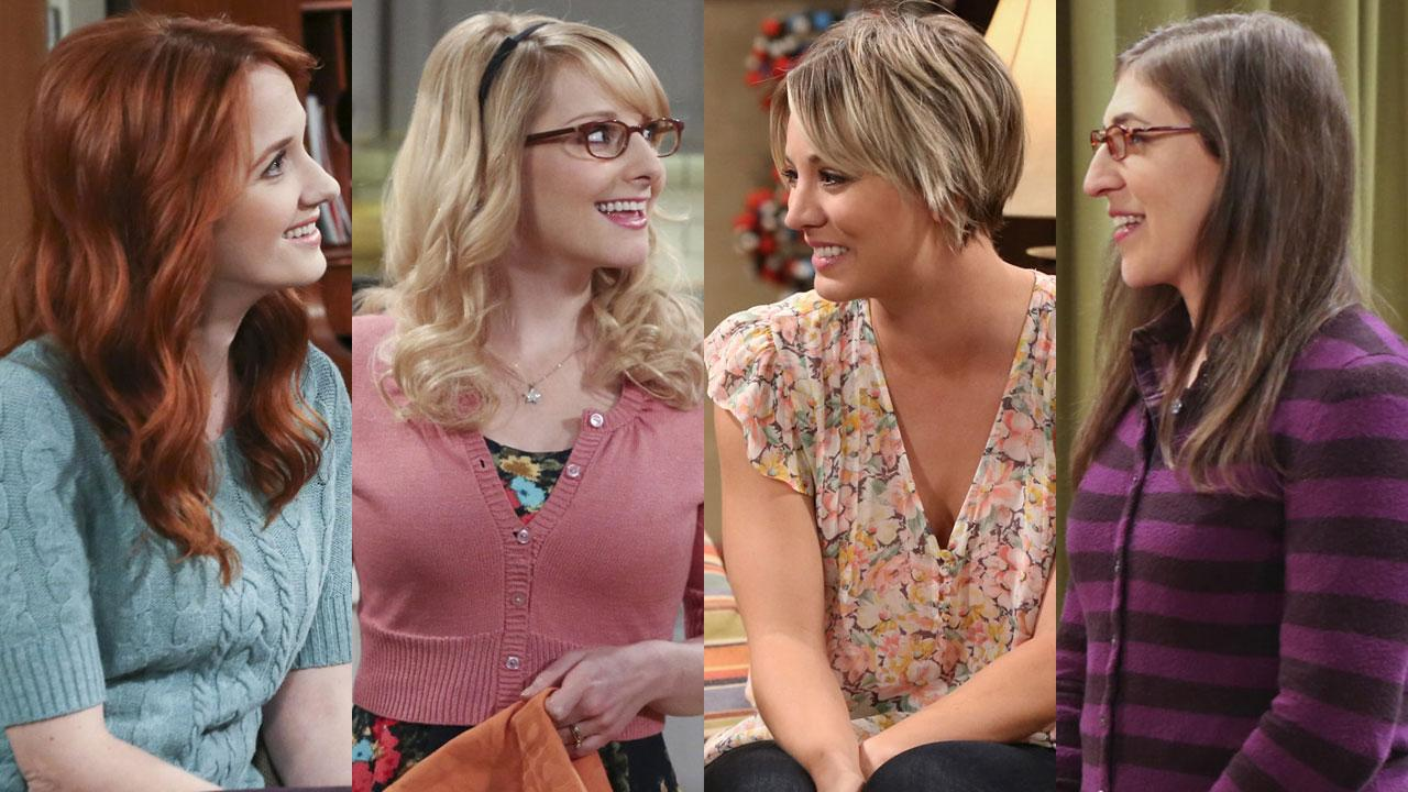 Big Bang Theory Baby Bombshell Can You Believe