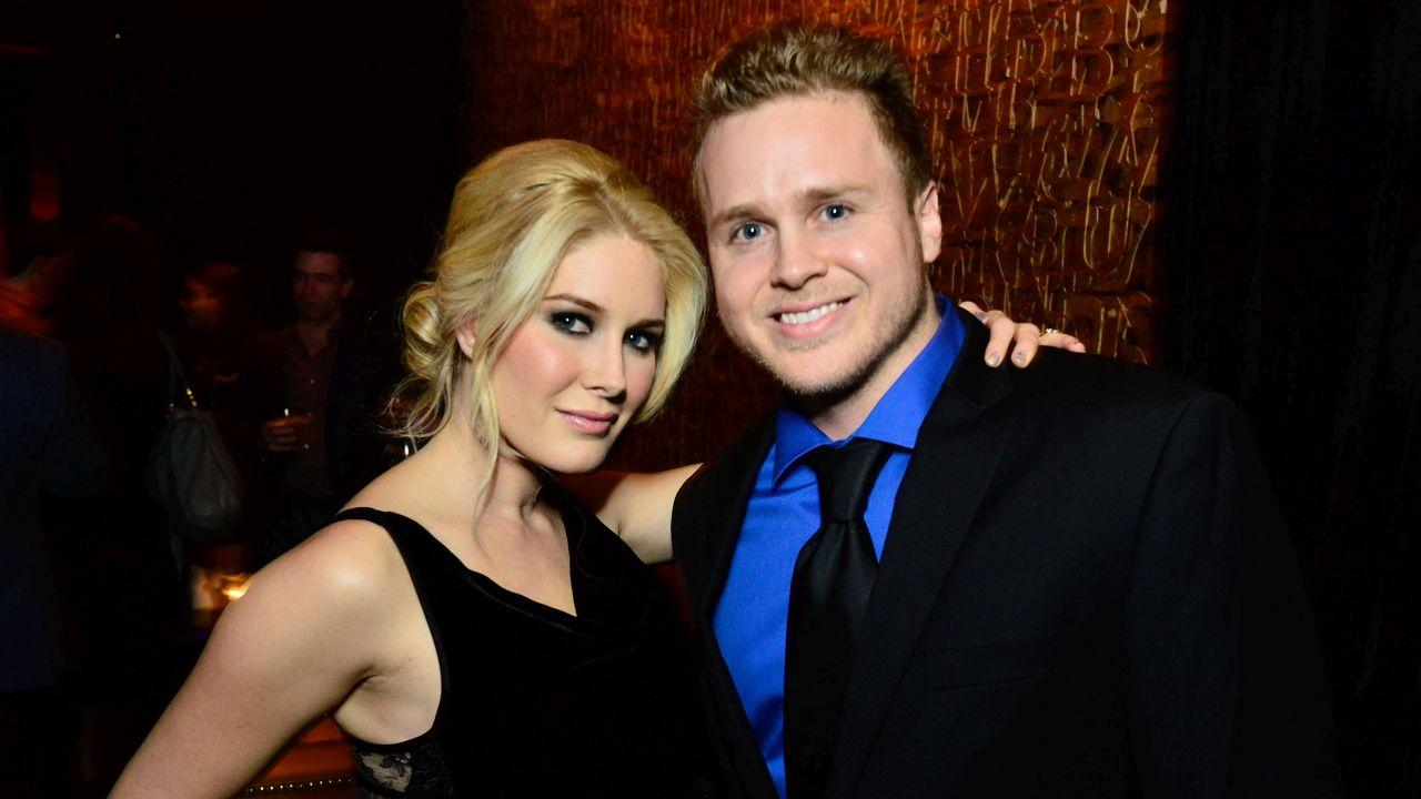 the hills star spencer pratt works out with goats amp gets