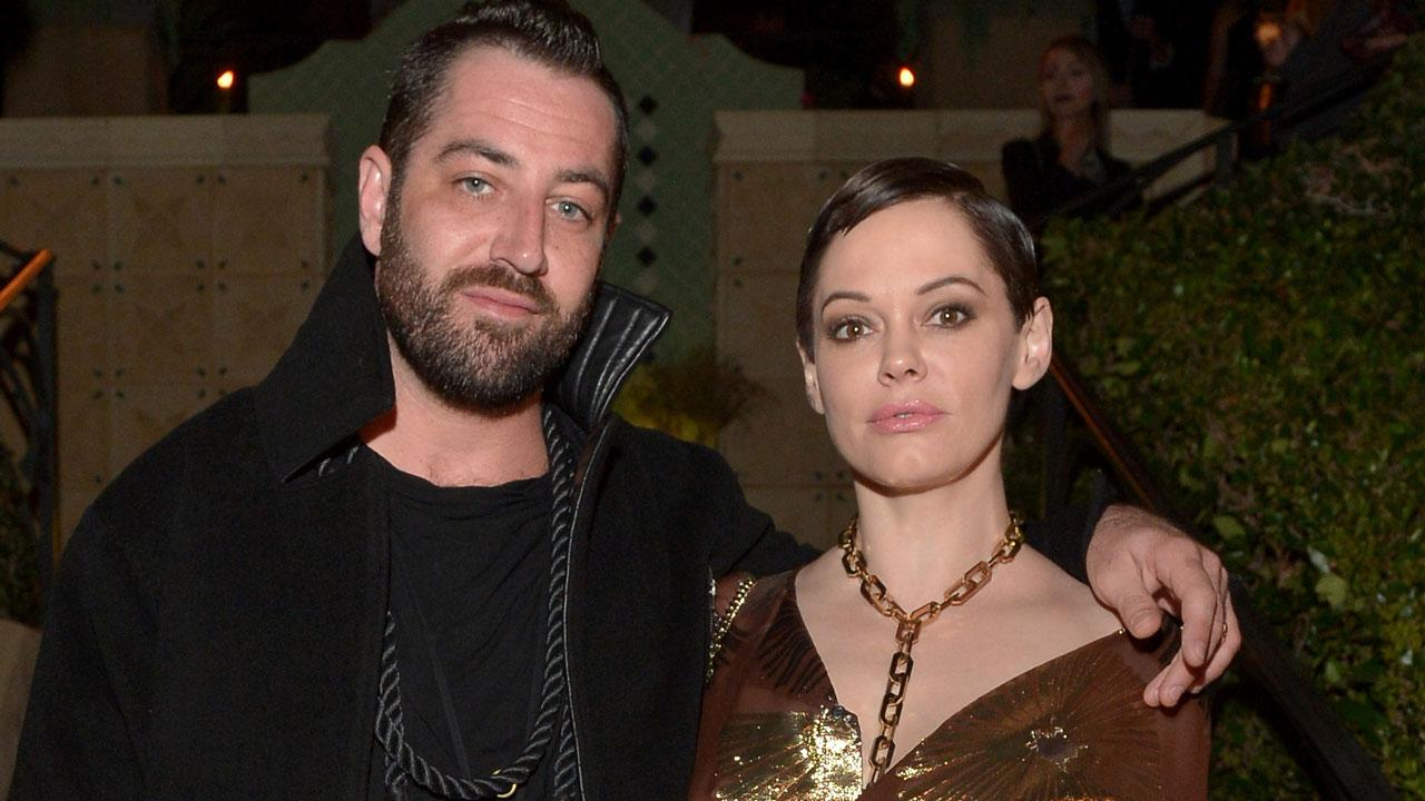 Rose Mcgowan Files For Divorce After Two Years Of Marriage