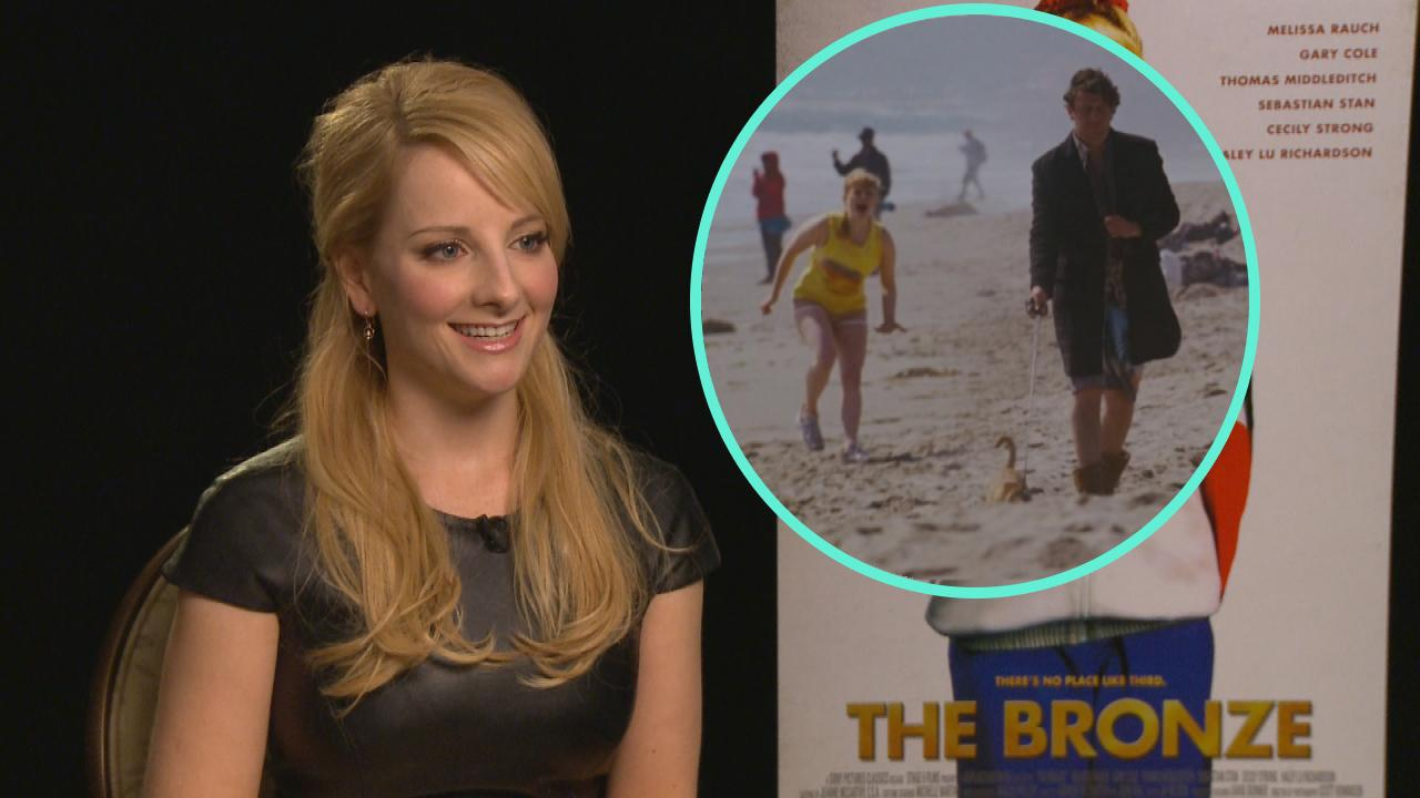 Watch Melissa Rauch video