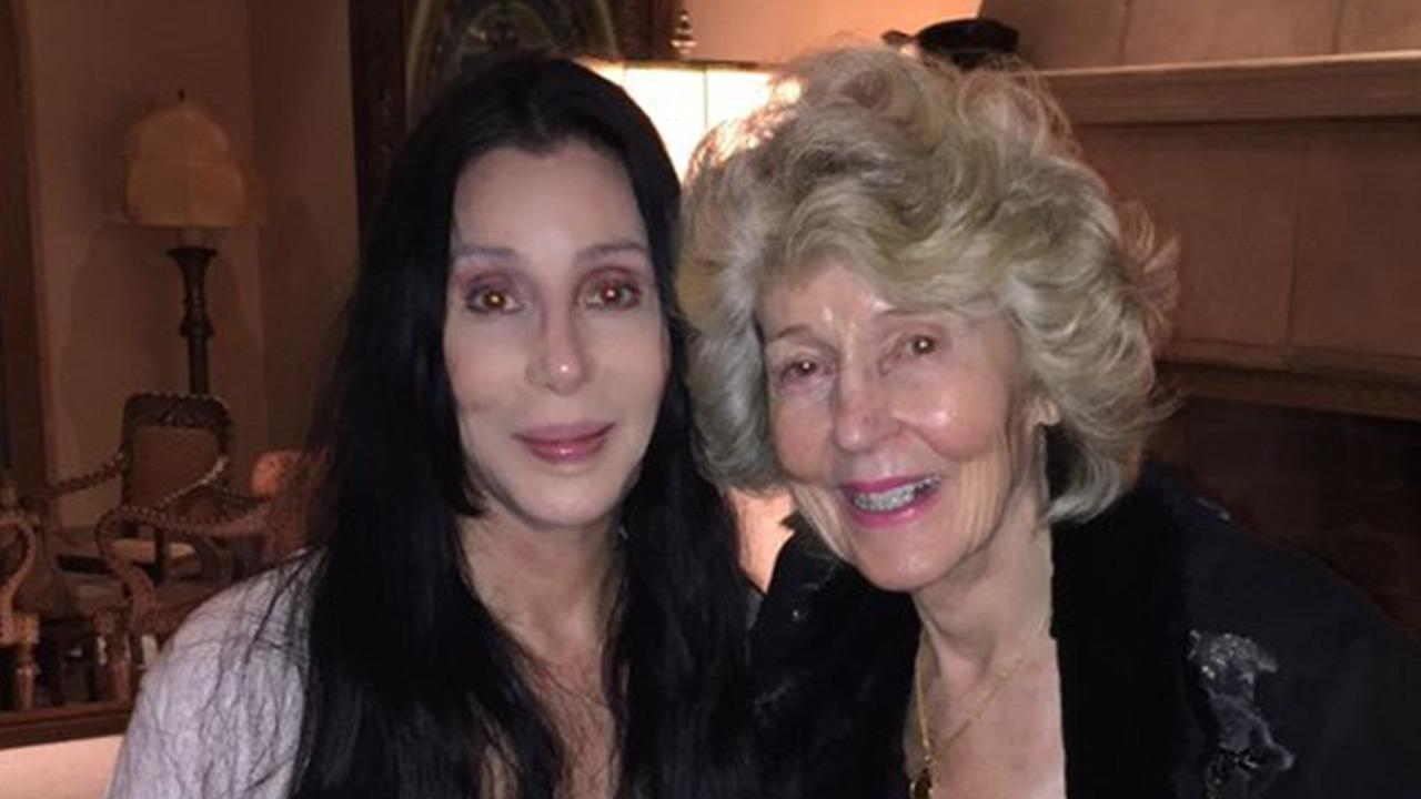 Cher 70 And Mom 90 Look Absolutely Flawless And One