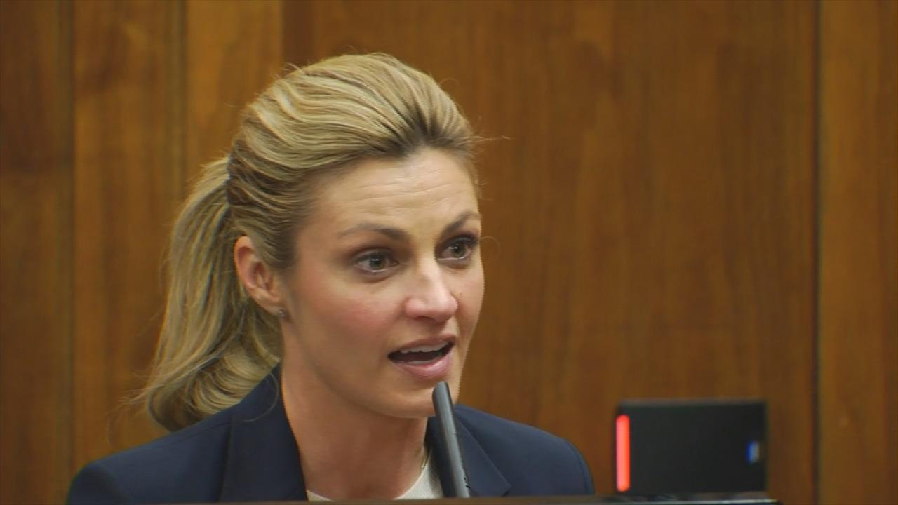 Erin andrews tube search videos