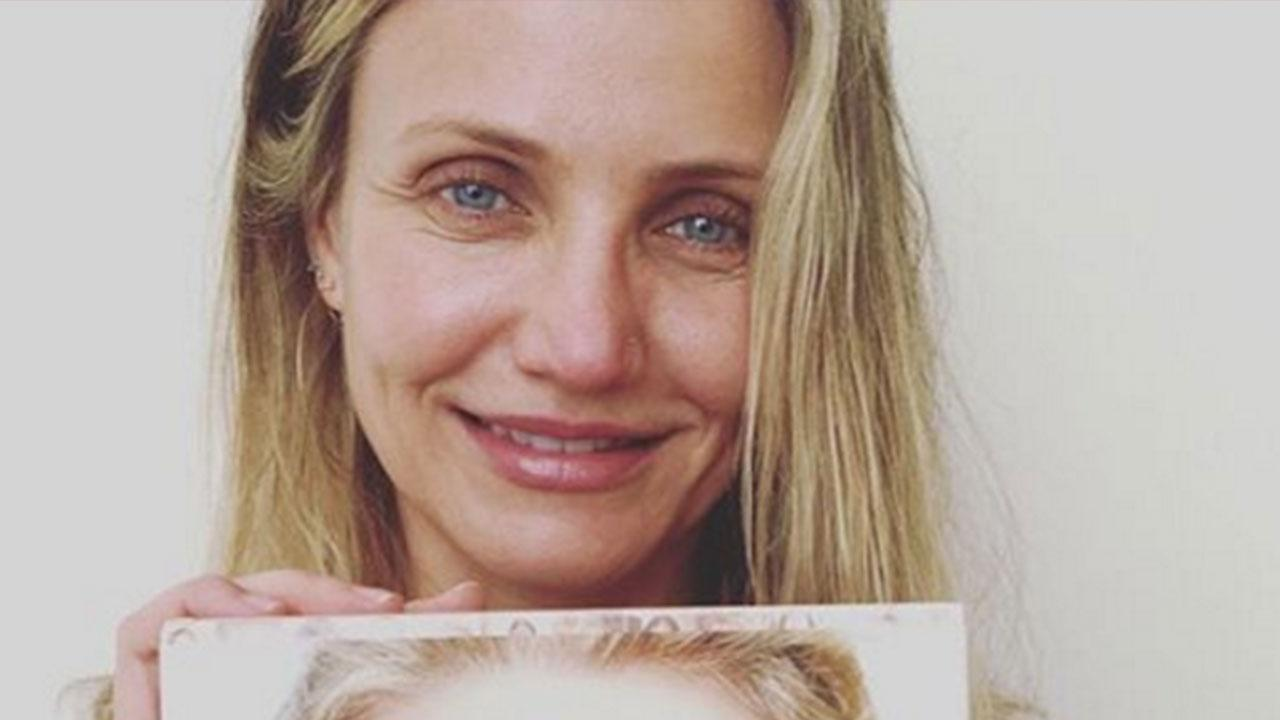 Cameron Diaz, 43, Is Completely Makeup-Free in Bold New Pic | Entertainment Tonight