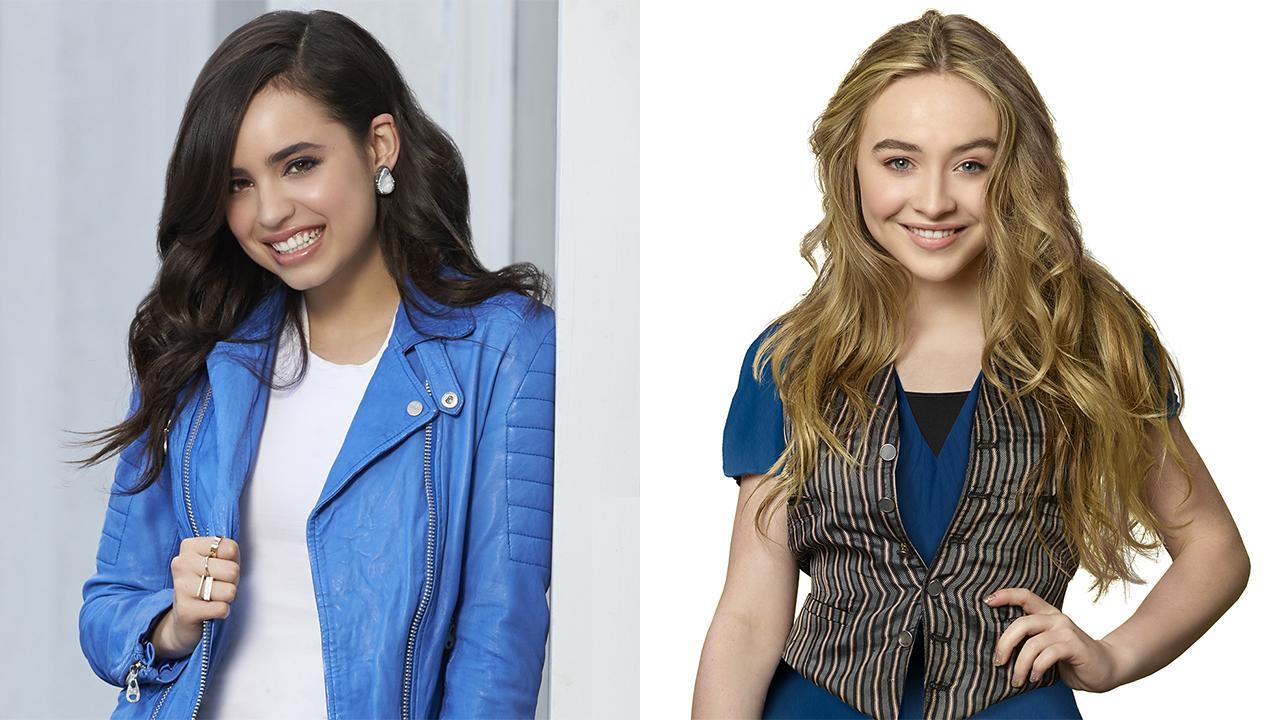 Exclusive Sabrina Carpenter And Sofia Carson Will Pull